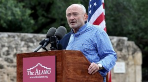 Phil Collins Donates His Private Alamo Artifact Collection To The Alamo