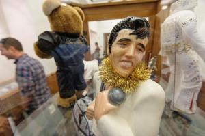 Elvis-statue