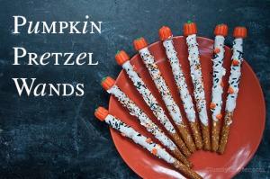 Pumpkin-Pretzel-Wands